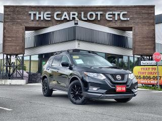 Used 2018 Nissan Rogue Midnight Edition AWD for sale in Sudbury, ON