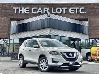 Used 2017 Nissan Rogue AWD!! HEATED SETAS!! BACK-UP CAM!! for sale in Sudbury, ON