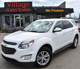 Used 2017 Chevrolet Equinox 1LT CRUISE CONTROL! A/C! BACK UP CAMERA! REMOTE START! for sale in Saskatoon, SK