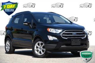 Used 2018 Ford EcoSport SE   AUTO   AC   SUNROOF   POWER GROUP   for sale in Kitchener, ON