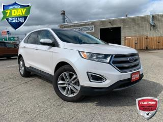 Used 2018 Ford Edge SEL SUNROOF   NAVIGATION for sale in Kitchener, ON