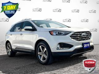 Used 2019 Ford Edge SEL AWD for sale in Sault Ste. Marie, ON