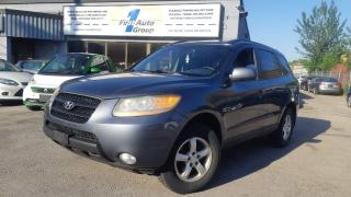 Used 2009 Hyundai Santa Fe GLS w/Leather/P-Moon for sale in Etobicoke, ON