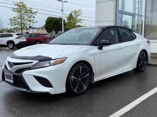 Used 2019 Toyota Camry XSE-ONE OWNER BOUGHT AND SERVICED HERE! for sale in Cobourg, ON