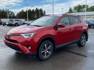 Used 2017 Toyota RAV4 XLE AWD-ONE OWNER-BOUGHT AND SERVICED HERE! for sale in Cobourg, ON
