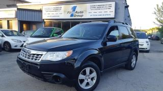 Used 2013 Subaru Forester X Touring for sale in Etobicoke, ON
