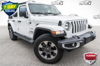 Used 2019 Jeep Wrangler Unlimited Sahara NAVIGATION!! 8.4