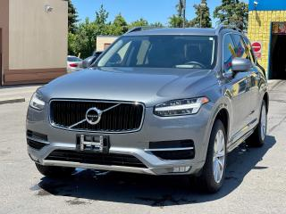 Used 2016 Volvo XC90 T6 Momentum NAVIGATION/PANO ROOF/7 PASSENGER for sale in North York, ON