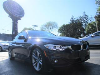Used 2016 BMW 4 Series 2DR CONV 428I XDRIVE AWD for sale in Burlington, ON
