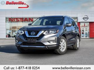 Used 2017 Nissan Rogue SV AWD, 1 OWNER, SUNROOF, NAVIGATION, CLEAN CARFAX for sale in Belleville, ON