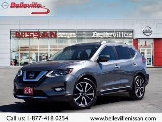 Used 2017 Nissan Rogue SL Platinum AWD, LEATHER, SUNROOF, NAVIGATION for sale in Belleville, ON