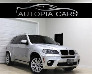 Used 2013 BMW X5 AWD 35i M SPORT 7 PASSENGER HEADS UP NAVI 360 CAM for sale in North York, ON