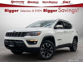 New 2021 Jeep Compass Upland for sale in Etobicoke, ON