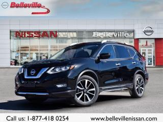 Used 2018 Nissan Rogue SL AWD 1 OWNER, LEATHER, SUNROOF, NAVIGATION for sale in Belleville, ON