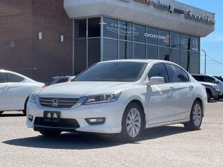 Used 2015 Honda Accord EX-L LEATHER/SUNROOF/REAR CAMERA for sale in Concord, ON