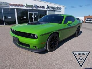 Used 2017 Dodge Challenger R/T for sale in Arnprior, ON