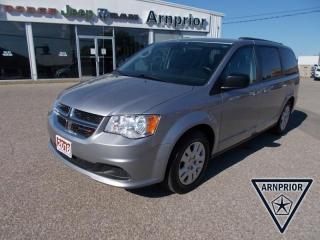 Used 2018 Dodge Grand Caravan CVP/SXT for sale in Arnprior, ON