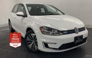 Used 2016 Volkswagen Golf e-Golf SE *APPLE CARPLAY - REAR CAMERA - HEATED SEATS* for sale in Winnipeg, MB