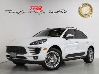 Used 2015 Porsche Macan S I PANO I NAVI I CAM I VENT. SEATS I BOSE for sale in Vaughan, ON