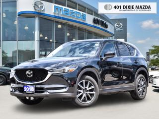 Used 2018 Mazda CX-5 GT ONE OWNER| NO ACCIDENTS| 0.99% FINANCE AVAILABL for sale in Mississauga, ON