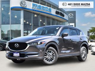 Used 2017 Mazda CX-5 GX 0.99% FINANCE AVAILAVBLE| NO ACCIDENTS| NAVIGAT for sale in Mississauga, ON