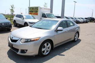 Used 2009 Acura TSX 2.4L for sale in Whitby, ON