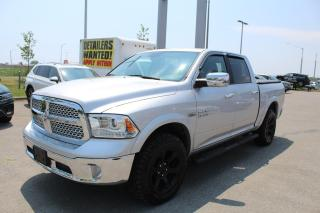 Used 2017 RAM 1500 5.7L Laramie for sale in Whitby, ON