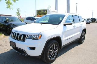 Used 2018 Jeep Grand Cherokee 3.6L Limited for sale in Whitby, ON