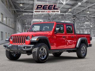 New 2021 Jeep Gladiator Rubicon for sale in Mississauga, ON