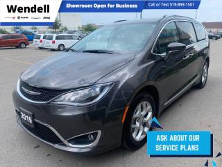 Used 2019 Chrysler Pacifica Touring L Nav / Safety Group for sale in Kitchener, ON