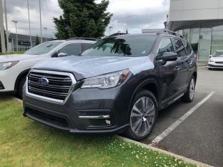 New 2021 Subaru ASCENT Limited 7-Passenger for sale in North Vancouver, BC