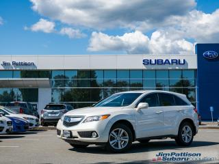 Used 2014 Acura RDX Tech for sale in Port Coquitlam, BC