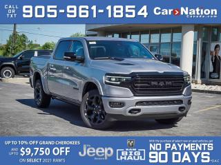Used 2021 RAM 1500 Limited Night Edition 4x4| BRAND NEW| DIESEL| for sale in Burlington, ON