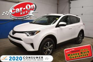 Used 2018 Toyota RAV4 LE | SAFETY SENSE | HEATED SEATS | ALLOY WHEELS | for sale in Ottawa, ON