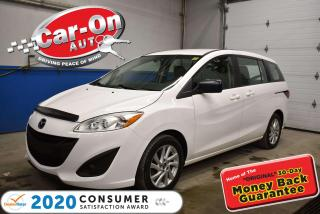 Used 2013 Mazda MAZDA5 6 passenger | 3RD ROW SEATING | CLIMATE CONTROL | for sale in Ottawa, ON