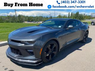 Used 2016 Chevrolet Camaro 2SS for sale in Red Deer, AB