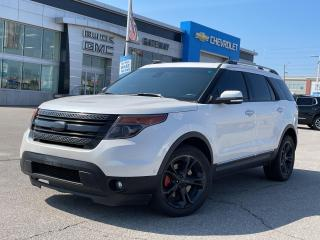 Used 2014 Ford Explorer Limited / PANO ROOF / NAVI / 22' WHEELS for sale in Brampton, ON