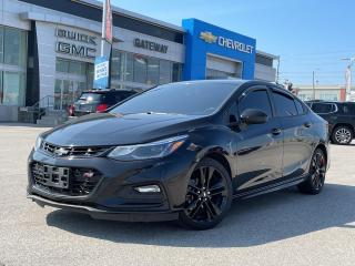 Used 2018 Chevrolet Cruze LT / AUTOMATIC / REMOTE STARTER / BLUETOOTH / for sale in Brampton, ON