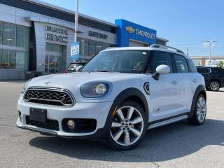 Used 2017 MINI Cooper Countryman S/ PANO ROOF / LOADED / AWD / for sale in Brampton, ON