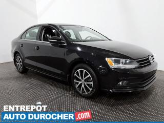 Used 2015 Volkswagen Jetta Comfortline - TDI - Bluetooth - Climatiseur for sale in Laval, QC
