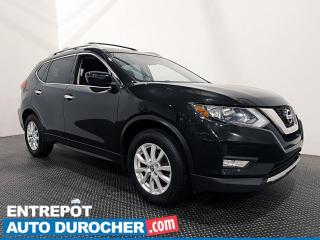 Used 2017 Nissan Rogue SV - Bluetooth - Caméra de Recul - Climatiseur for sale in Laval, QC