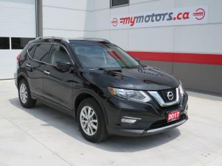 Used 2017 Nissan Rogue SV AWD - Remote start - Heated seats for sale in Tillsonburg, ON