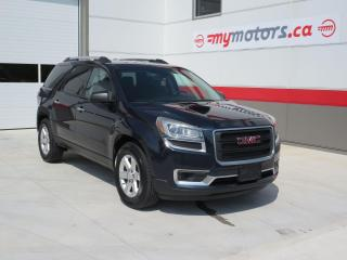 Used 2016 GMC Acadia SLE with back up camera for sale in Tillsonburg, ON