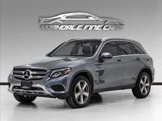 Used 2017 Mercedes-Benz GL-Class 4MATIC GLC300 Navigation, Camera, Panoramic, Clean Car-Fax for sale in Concord, ON