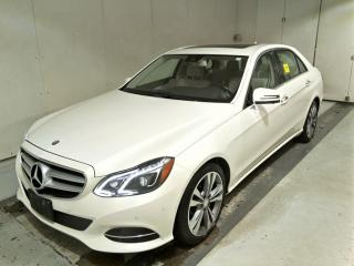 Used 2015 Mercedes-Benz E-Class E250 BlueTEC 4MATIC Navigation, Camera, Panoramic, Clean C.F for sale in Concord, ON