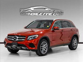 Used 2018 Mercedes-Benz GL-Class GLC 300 4MATIC AMG Pkg, Navigation, Panoramic, No Accidents for sale in Concord, ON