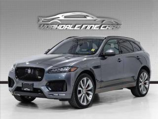 Used 2018 Jaguar F-PACE S AWD for sale in Concord, ON