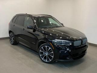 Used 2018 BMW X5 xDrive35d M Spot, Intelligent Safety, 7 Passenger, Loaded for sale in Concord, ON