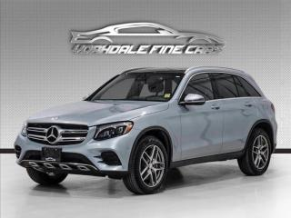 Used 2016 Mercedes-Benz GL-Class GLC300 AMG Pkg, Navigation, Camera, Panoramic for sale in Concord, ON