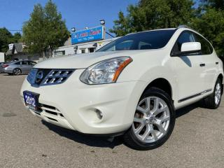 Used 2012 Nissan Rogue AWD 4dr SUNROOF, HEATED SEATS, BACKUPCAM for sale in Brampton, ON